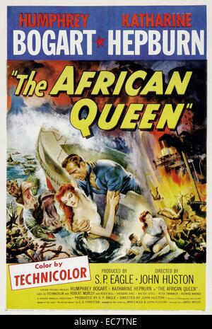 The African Queen - Stock Image