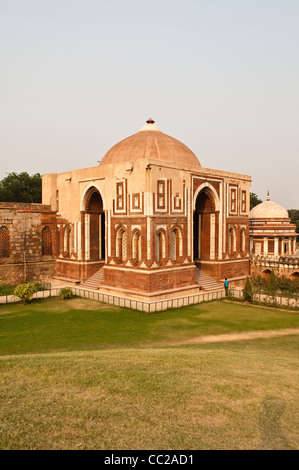 Alai Darwaza, Qutb Minar Complex, New Delhi, India - Stock Image
