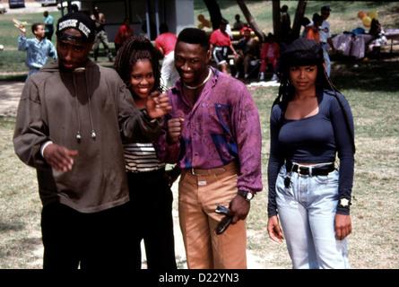 Poetic Justice Poetic Justice Tupac Shakur, Regina King, Joe Torry, Janet Jackson Damit Justice (Janet Jackson, - Stock Image
