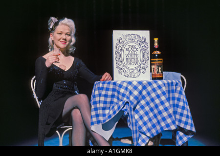 The Black and White Minstrel Show BBC Television Theatre Shepherds Bush London W12 November 1962 PER0096 - Stock Image