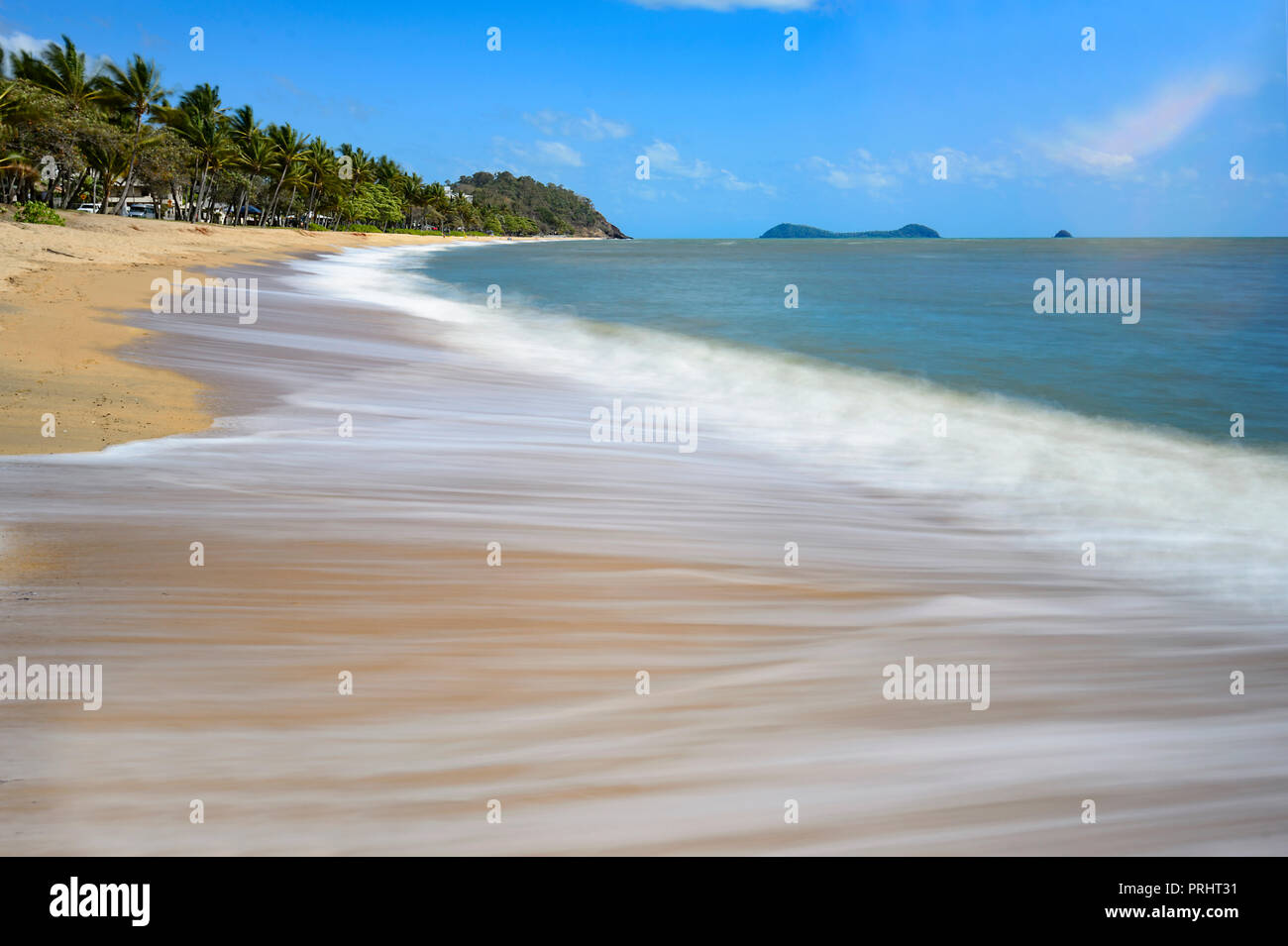 motion-blur-of-lapping-waves-at-the-scen