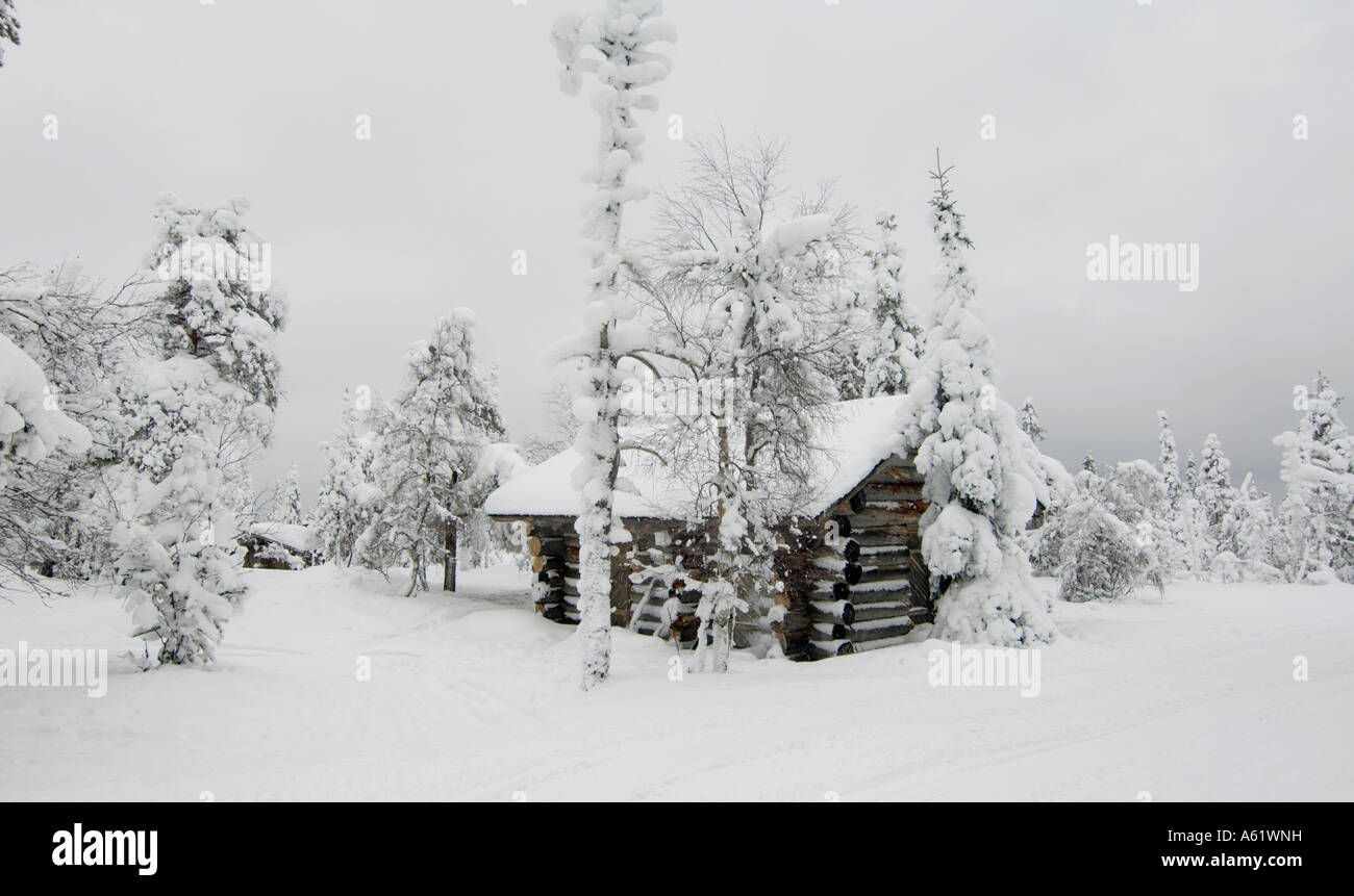log-cabin-under-the-snow-in-the-arctic-w