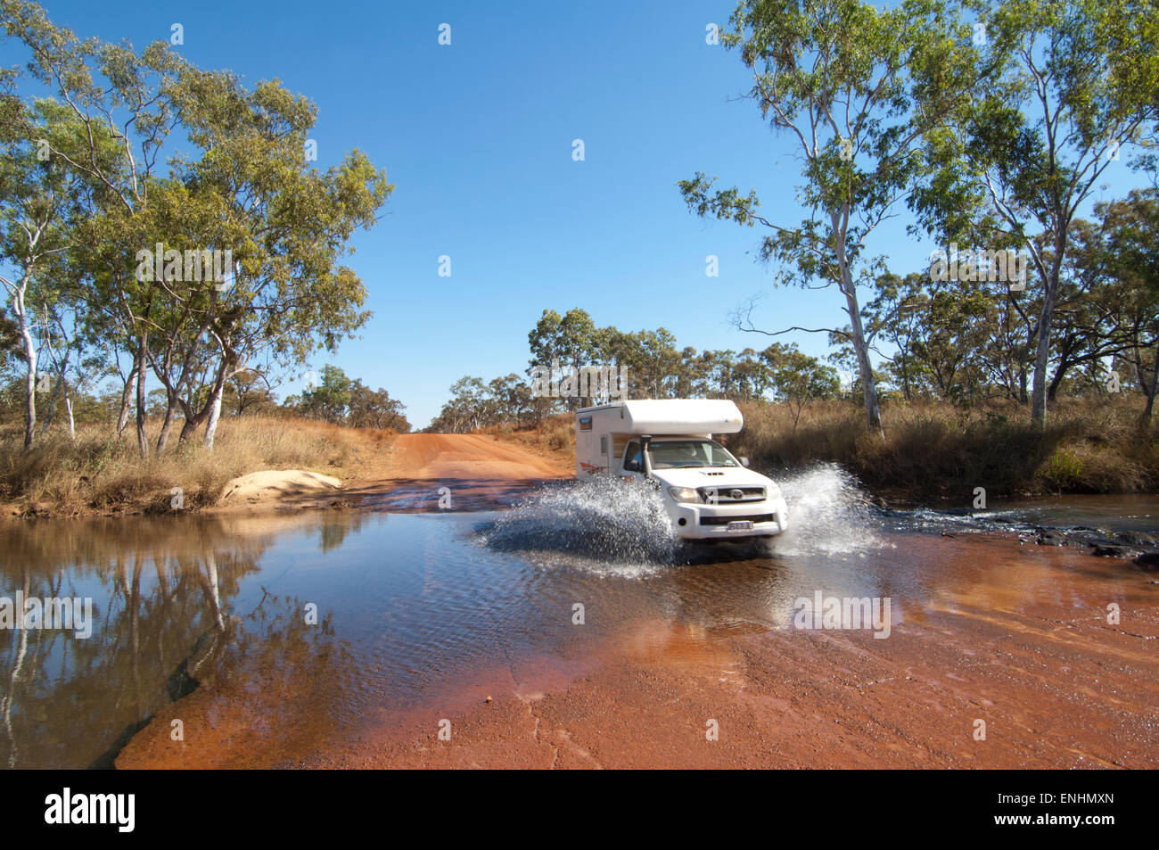 motorhome-crossing-a-river-along-the-gib