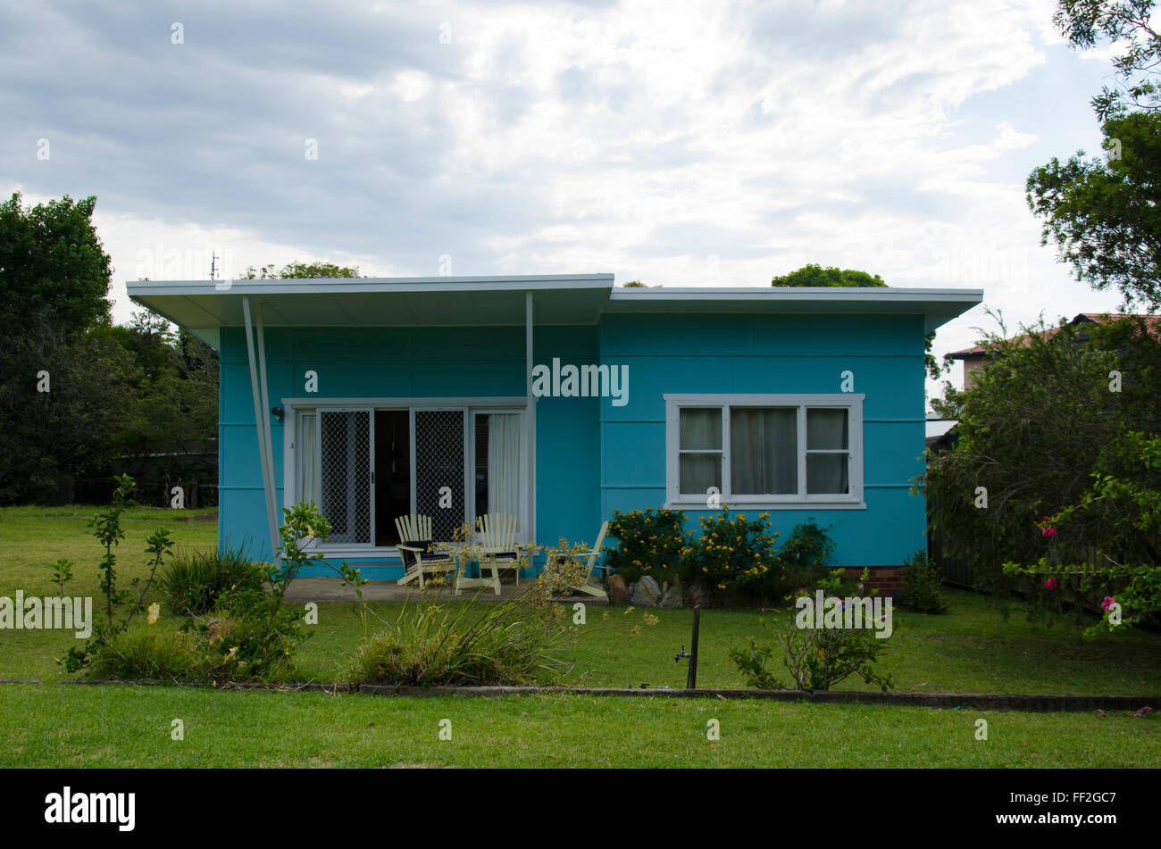 cottages-of-currarong-on-the-south-coast-of-new-south-wales-in-australia-FF2GC7.jpg