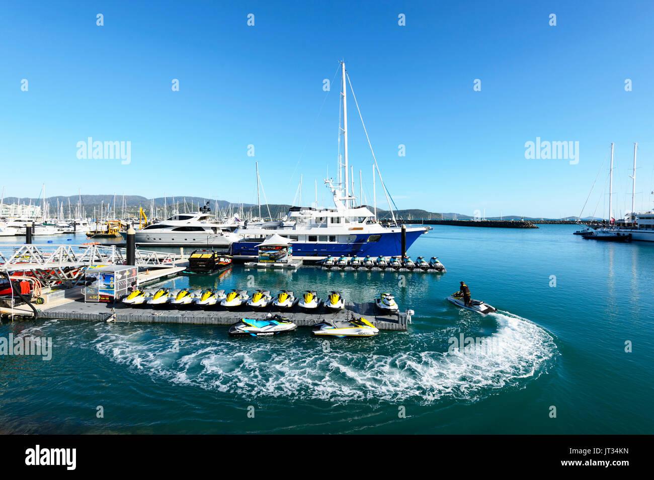 yachts-and-jetskis-at-abell-point-marina