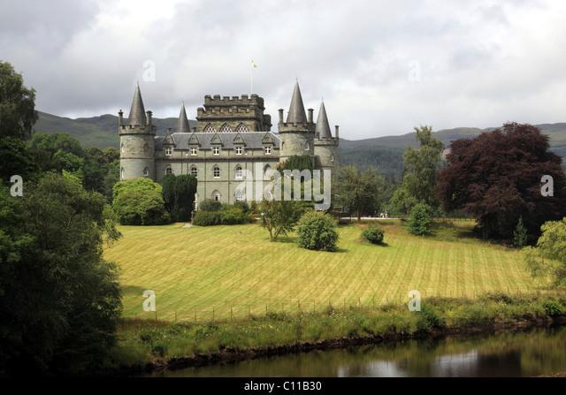 inveraray-castle-scotland-united-kingdom