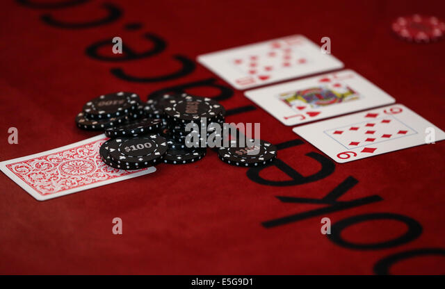 Poker Game Stock Photos & Poker Game Stock Images - Alamy - 웹