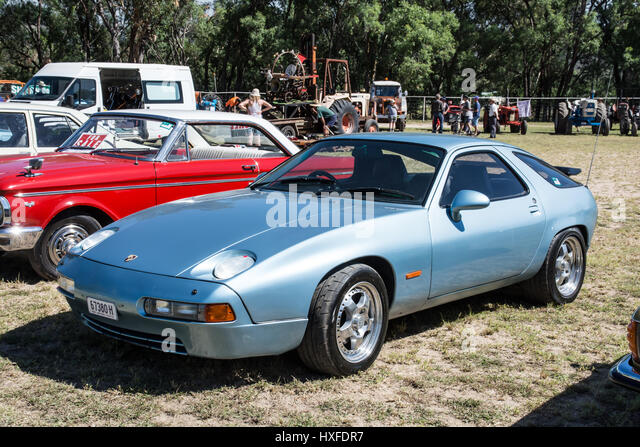 1979 Porsche 928 Sports Car - Stock Image