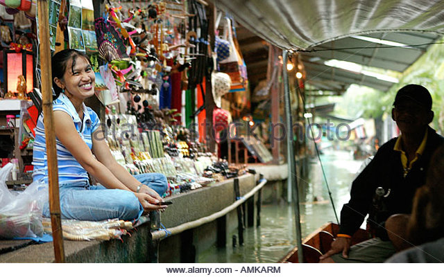 damnoen-saduak-floating-market-ratchabur