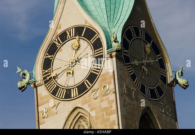 zurich-switzerland-the-clock-tower-of-th